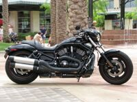 Чехол для мотоцикла Harley-Davidson Night Rod