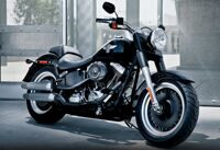 Чехол для мотоцикла Harley-Davidson Fat Boy